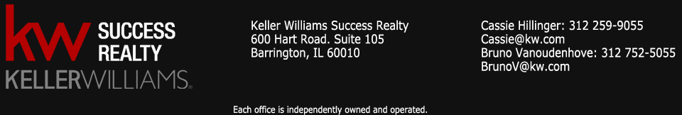 Real Estate Agents Barrington IL Footer